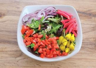 Zesy Salad